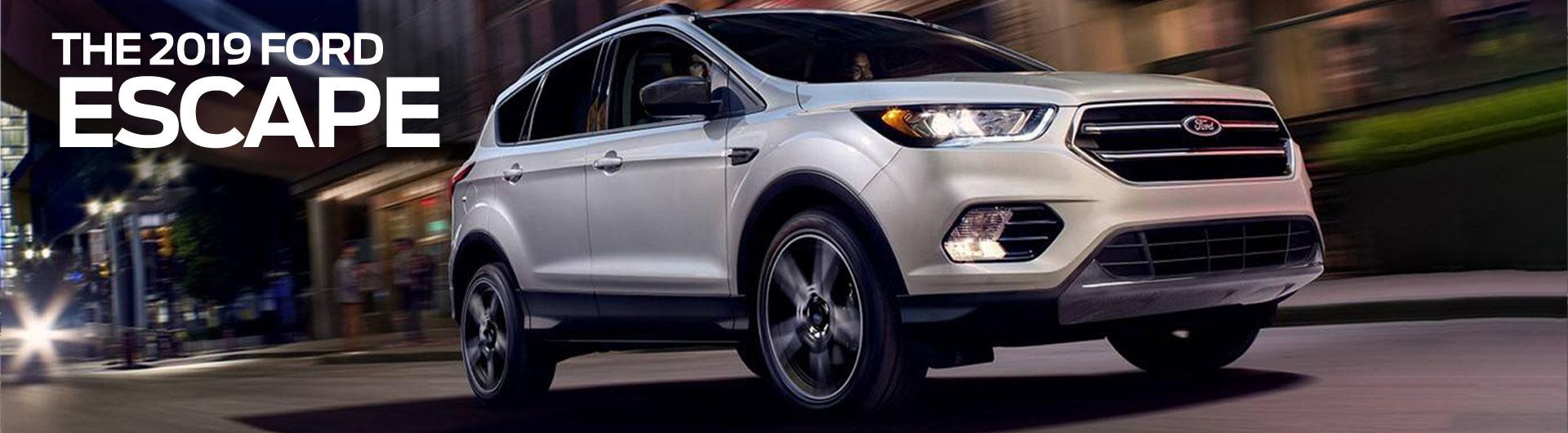 2019 Ford Escape Dealer In Oklahoma City Ok Joe Cooper Ford Of Edmond