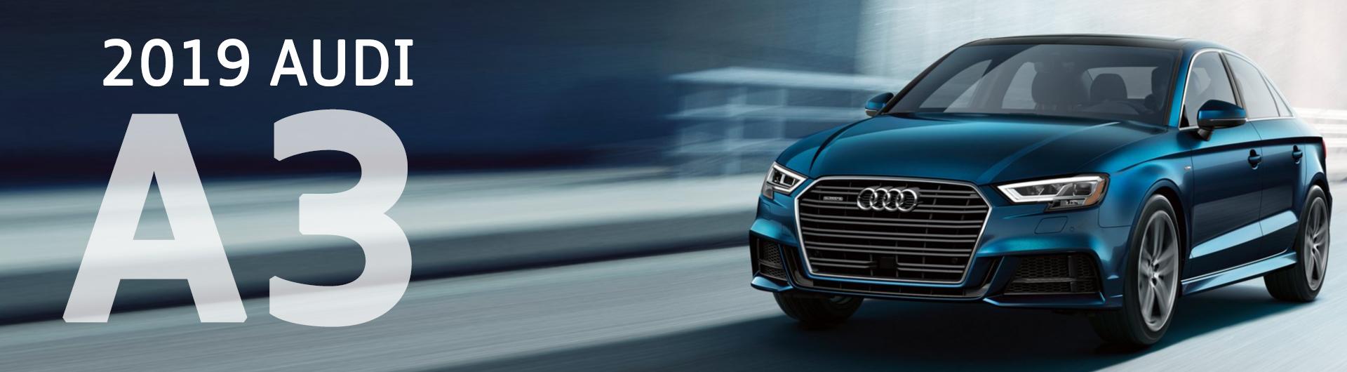 2019 Audi A3 | Fiore Audi