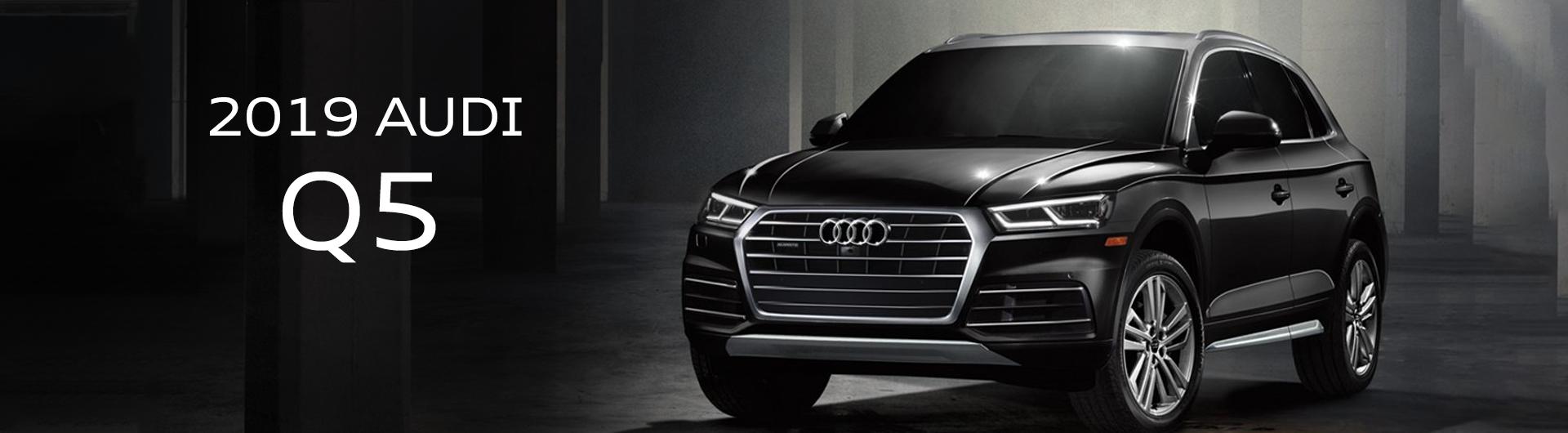 2019 Audi Q5 | Flemington Audi