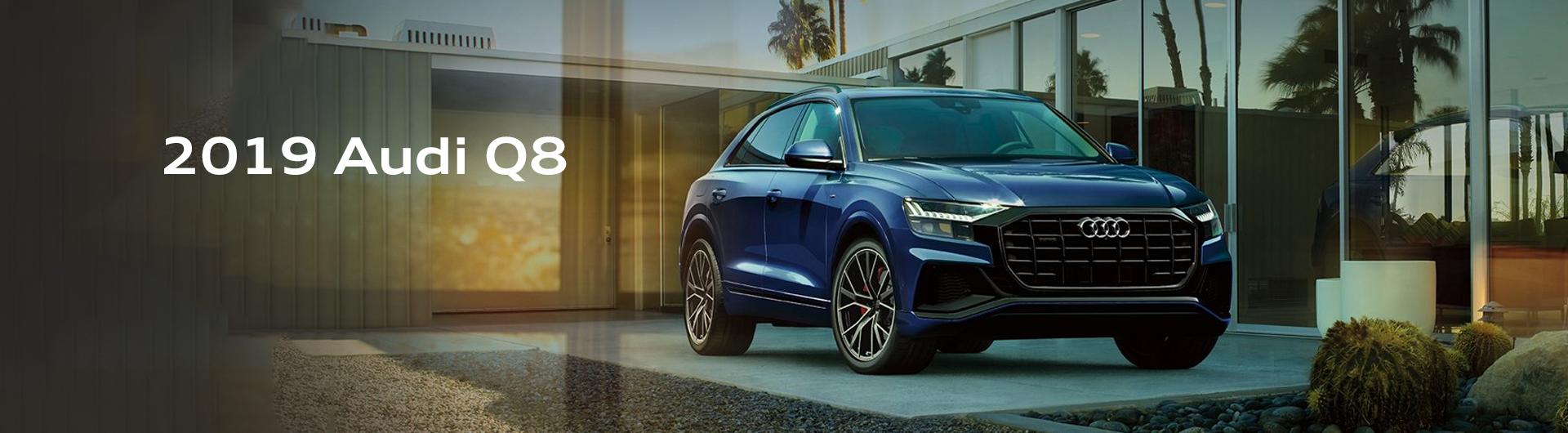 2019 Audi Q8 Flemington Audi
