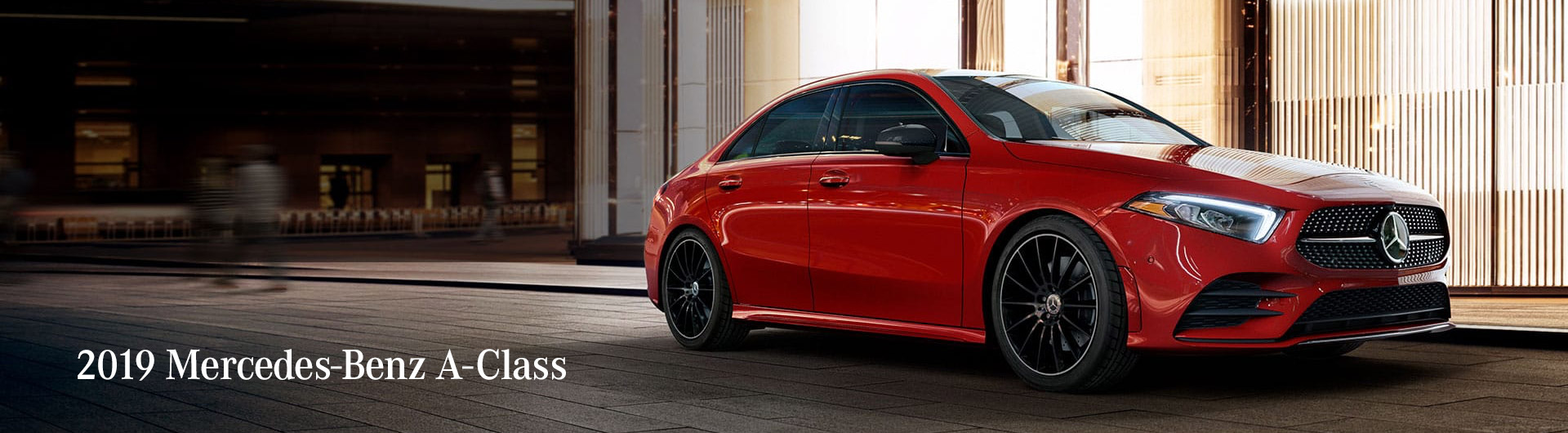2019 Mercedes-Benz A-Class   Jackie Cooper Imports