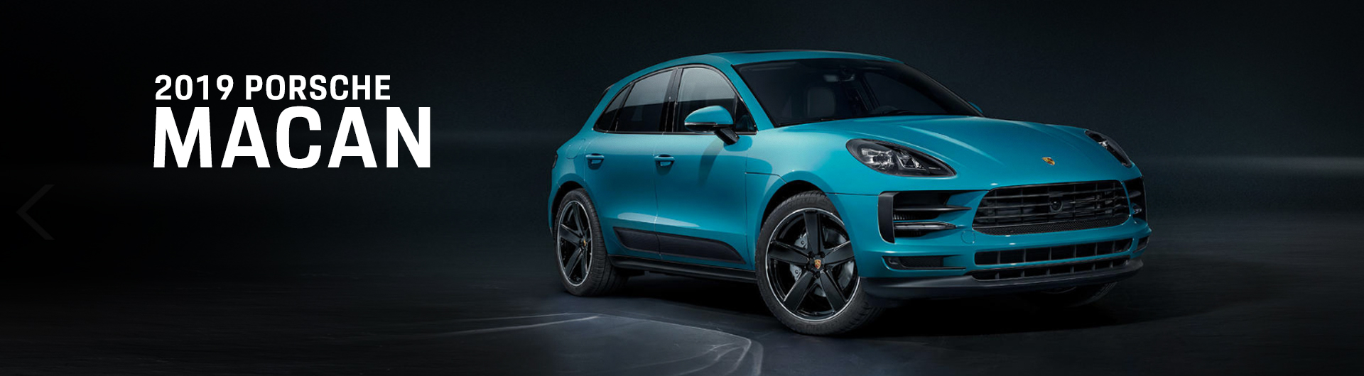 2019 Porsche Macan Jackie Cooper Imports