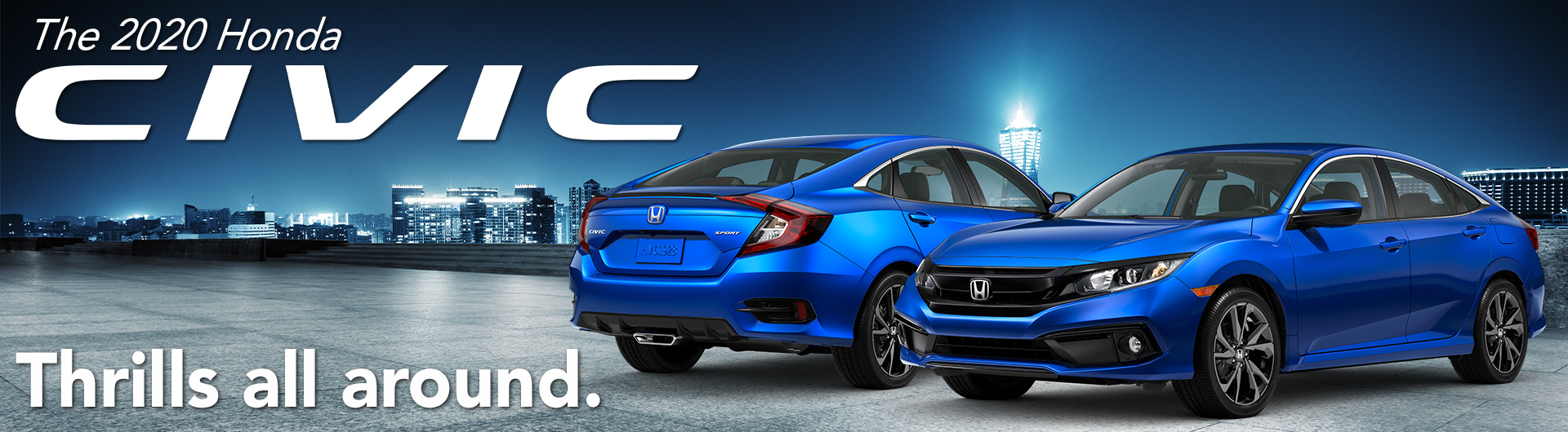 A New 2020 Honda Civic at Keeler Honda in Latham, New York
