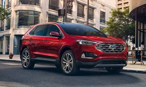 Joe Cooper Ford Midwest City >> 2019 Ford Edge