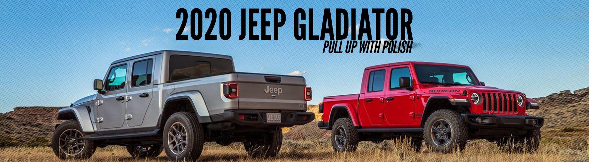 2020 Jeep Gladiator Dealer in Clifton Park, NY | Zappone CJDR