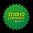 Studio Certified logo