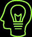 lightbult icon